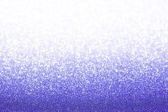 Голубая фиолетовая предпосылка яркого блеска Стоковое фото RF
