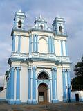 Голубая церковь стоковые изображения rf