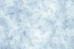 Голубая щетка гладит рукой текстуру стоковое изображение