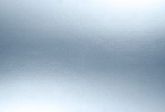 голубая яркая текстура металла Стоковая Фотография