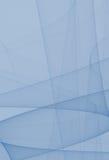 голубое затишье Стоковая Фотография
