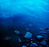 голубое настроение Стоковые Изображения