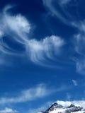 голубое небо 2 Стоковое Изображение RF