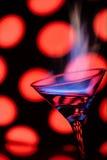 голубое пламя Стоковая Фотография