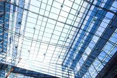 голубое предохранение от потолка стоковое фото rf