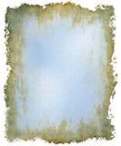 голубое свежее grunge Стоковые Фотографии RF