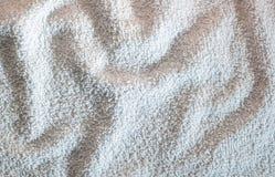 голубое светлое полотенце картины Стоковое фото RF