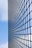 голубое сетчатое небо Стоковые Изображения