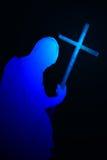 голубое упование Стоковые Фото
