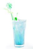 голубое coctail laguna Стоковые Изображения RF