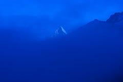 голубое jokul Стоковая Фотография RF