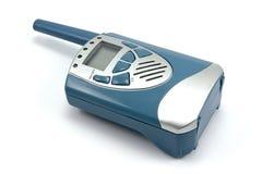 голубое walkie talkie Стоковая Фотография