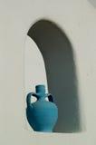 голубой бак Стоковое Фото