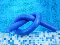голубой блок Стоковые Изображения RF