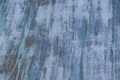 Голубой вертикальный дизайн черты краски стоковые изображения
