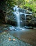 голубой водопад зиги Стоковое Изображение RF