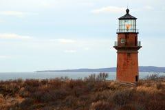 голубой головной маяк Стоковые Фото