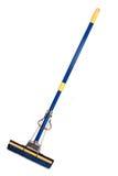 голубой желтый цвет mop Стоковая Фотография RF
