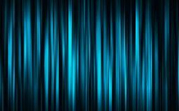 голубой занавес цифровой Стоковая Фотография RF