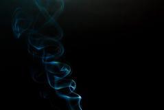 голубой иллюзион вертясь стоковые изображения rf