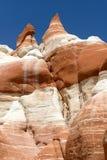 Голубой каньон, Аризона Стоковое Фото
