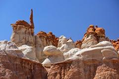 Голубой каньон, Аризона Стоковая Фотография