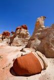 Голубой каньон стоковое фото