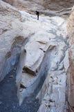 голубой каньон Стоковые Фото