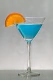 Голубой коктеил Стоковые Фото