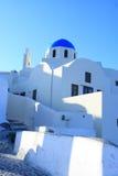 голубой лабиринт купола к Стоковое Изображение