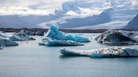 Голубой льдед Стоковые Фото