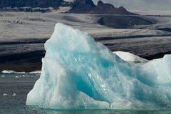 Голубой льдед Стоковое фото RF