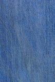 голубой материал демикотона джинсовой ткани Стоковые Фотографии RF