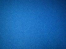 голубой образец ткани Стоковое Изображение RF