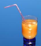 голубой помеец сока Стоковые Изображения RF