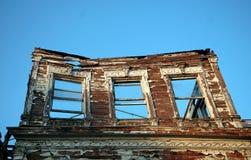 голубой потолок Стоковое Фото