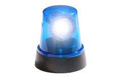 Голубой свет Стоковые Фотографии RF