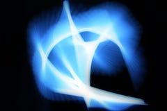 голубой свет Стоковое Изображение RF