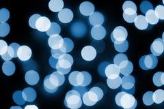 голубой свет Стоковое Изображение