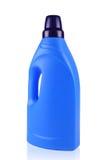 голубой тензид бутылки Стоковое Фото