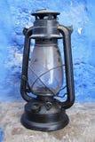 голубой фонарик Стоковое Изображение