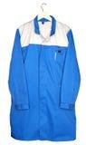 голубой халат Стоковые Фото