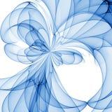 голубой цветок Стоковые Изображения