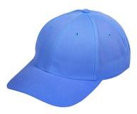 голубой шлем Стоковое Фото