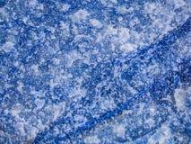 Голубой Aventurine конец вверх стоковое фото rf