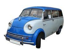голубой oldtimer Стоковые Изображения RF