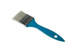 голубой paintbrush Стоковое Изображение