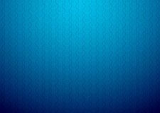 Голубой wall-paper с малой картиной Стоковое фото RF