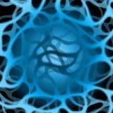 голубо стоковое изображение rf