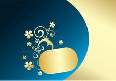 голубо Стоковые Фото